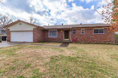 Rogers Single Family Home For Sale: 2606 E Graham DR