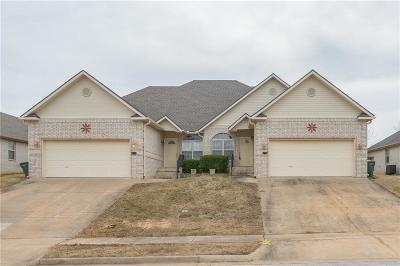 Fayetteville Condo/Townhouse For Sale: 6291/6293 W Milliken BND
