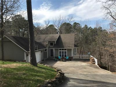 Eureka Springs Single Family Home For Sale: 6 Wood CIR