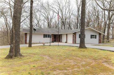 Bentonville Single Family Home For Sale: 8339 Shady Oak LN