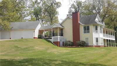 Springdale Single Family Home For Sale: 21740 S Highway 112