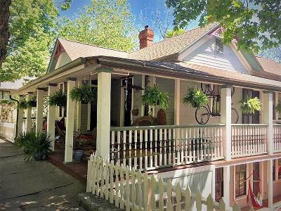 Eureka Springs Single Family Home For Sale: 265 Spring and 30 King ST