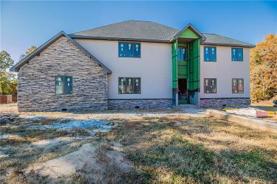 Centerton Single Family Home For Sale: 3610 Oak Tree DR