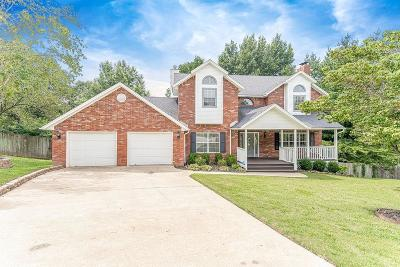 Bentonville Single Family Home For Sale: 223 El Contento DR