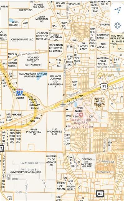 Fayetteville Residential Lots & Land For Sale: W Van Asche PKWY