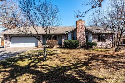 Bella Vista Single Family Home For Sale: 48 Huskins CIR