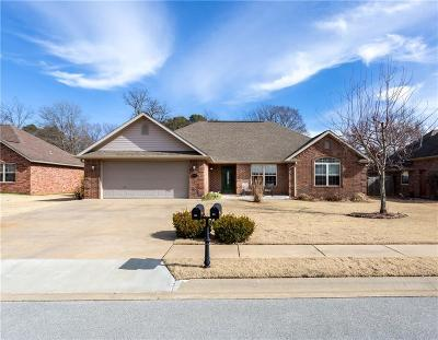Pea Ridge Single Family Home For Sale: 686 Asboth ST