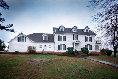 Springdale Single Family Home For Sale: 16902 E Hewitt Springs RD