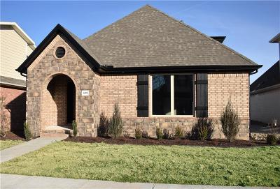 Fayetteville Single Family Home For Sale: 3472 W Cork LN