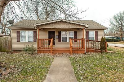 Springdale AR Multi Family Home For Sale: $159,900