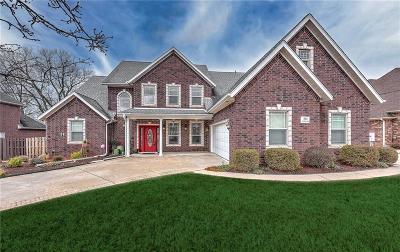 Bentonville Single Family Home For Sale: 201 NW Olinka Pass