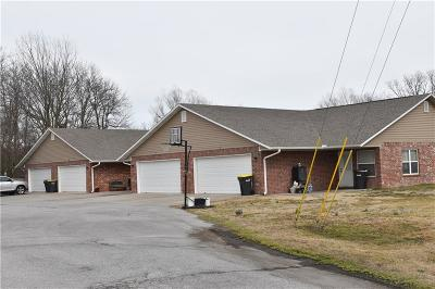 Elkins Multi Family Home For Sale: 2576 Center ST
