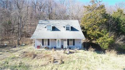 West Fork Single Family Home For Sale: 11843 W Highway 156