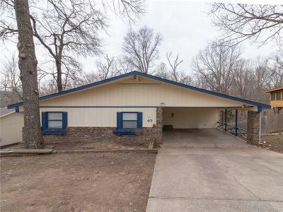 Bella Vista AR Single Family Home For Sale: $209,000