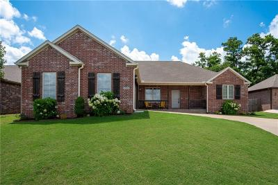 Bentonville Single Family Home For Sale: 5902 SW Knotty Pine RD