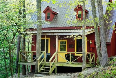 Eureka Springs Single Family Home For Sale: 326 Hidden Hollow
