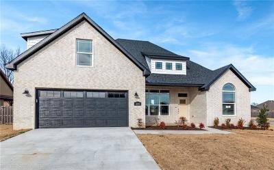 Springdale AR Single Family Home For Sale: $304,200