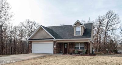 Bella Vista AR Single Family Home For Sale: $207,000