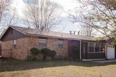 Springdale Single Family Home For Sale: 2501 Trudi PL