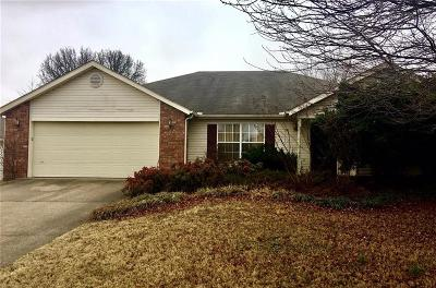 Centerton Single Family Home For Sale: 905 Fieldstone CT