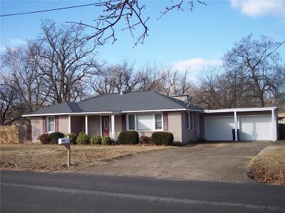 Siloam Springs Single Family Home For Sale: 822 S Elm