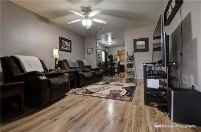 Bentonville Single Family Home For Sale: 12163 Highway 72 west