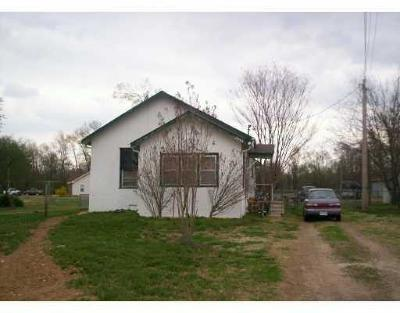 Siloam Springs Single Family Home For Sale: 2003 S Carl ST