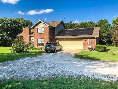 Farmington Single Family Home For Sale: 13276 SE Bethel Blacktop RD