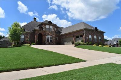 Rogers Single Family Home For Sale: 3800 W Legacy LN