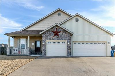 Pea Ridge Single Family Home For Sale: 2111 Hunter DR