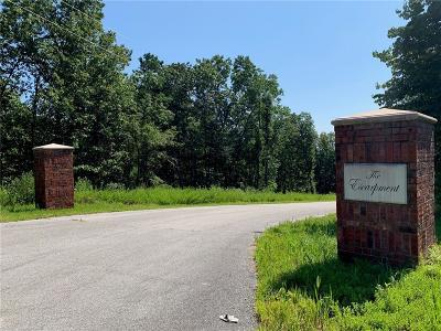 Rogers Residential Lots & Land For Sale: Lot 13 Blue Water Ridge