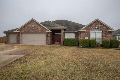 Springdale AR Single Family Home For Sale: $220,000