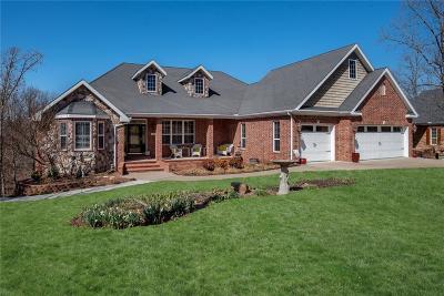 Bella Vista Single Family Home For Sale: 42 Dornoch LN