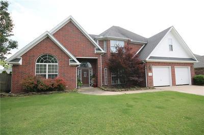 Bentonville Single Family Home For Sale: 3103 Alberta