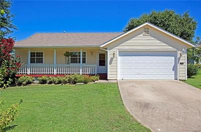 Fayetteville Single Family Home For Sale: 3510 W Essex DR