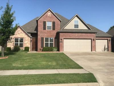 Bentonville Single Family Home For Sale: 4504 SW Branch ST