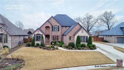 Centerton Single Family Home For Sale: 3181 Laurel CIR