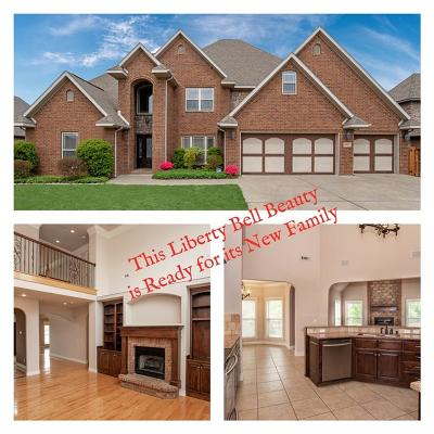 Benton County Single Family Home For Sale: 6117 W Valley Forge DR