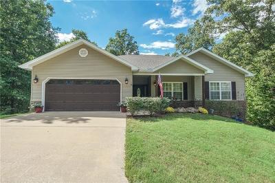 Bella Vista Single Family Home For Sale: 19 Wincanton LN