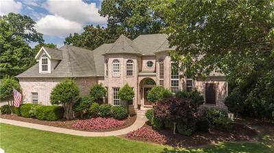 Bentonville Single Family Home For Sale: 2305 NW Harvard Walk