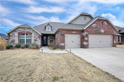 Bentonville Single Family Home For Sale: 4203 SW Hollowbrook ST