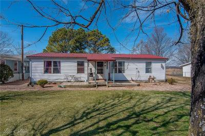 Pea Ridge Single Family Home For Sale: 1875 NE Hayden RD