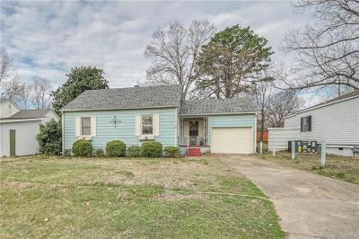 Benton County Single Family Home For Sale: 312 S Garrett ST