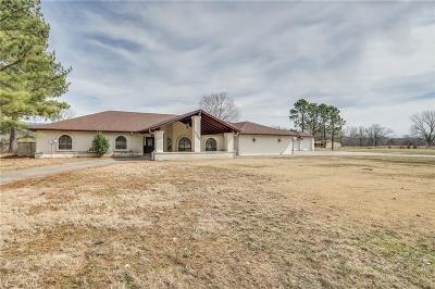 Elkins Single Family Home For Sale: 11072 Highway 16