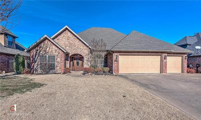 Bentonville Single Family Home For Sale: 3706 SW Plateau BLVD