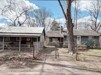 Mountainburg Single Family Home For Sale: 2315 S Highway 71