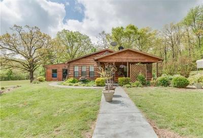 West Fork Single Family Home For Sale: 16085 S HWY 265