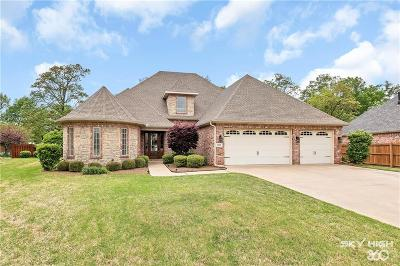 Rogers Single Family Home For Sale: 5213 S Bent Tree DR