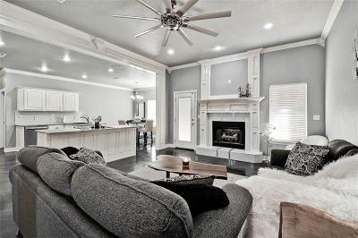 Fayetteville Single Family Home For Sale: 6299 W Greens Chapel RD