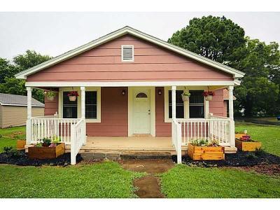 Benton County Single Family Home For Sale: 807 E Central AVE